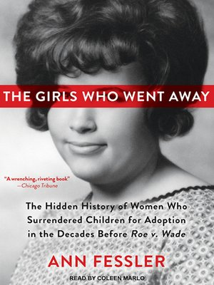 cover image of The Girls Who Went Away